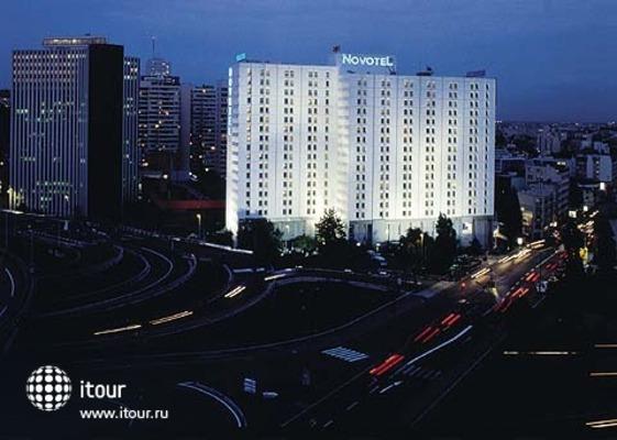 Novotel Atria Paris Porte De Bagnolet 1