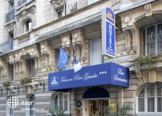 Trianon Rive Gauche Hotel 1