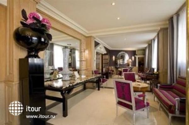 Trianon Rive Gauche Hotel 3