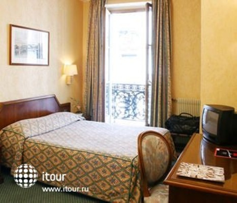 Meslay Republique Hotel 5