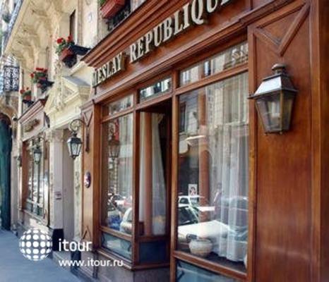 Meslay Republique Hotel 1
