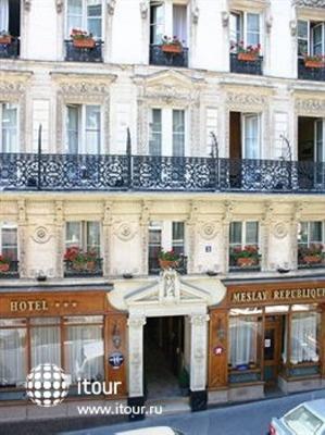 Meslay Republique Hotel 2