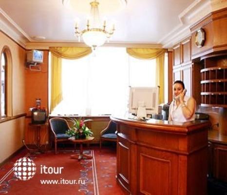 Meslay Republique Hotel 7