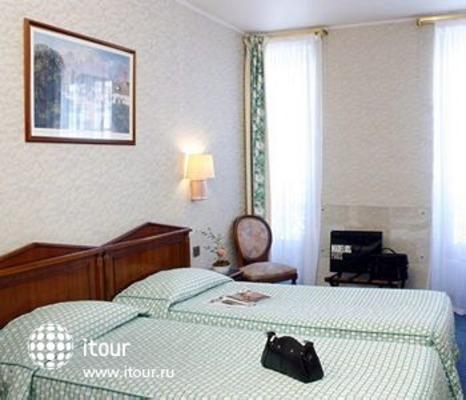 Meslay Republique Hotel 8