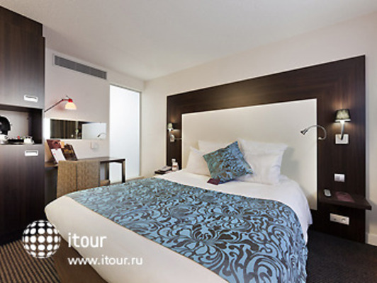 Mercure Montrouge Paris Porte D'orleans 9