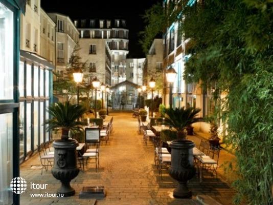 Jardins De Marais Bastille 1