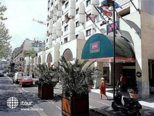 Mercure Paris Ronceray Opera 4
