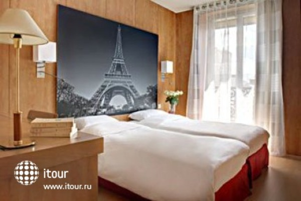 Mercure Paris Ronceray Opera 5