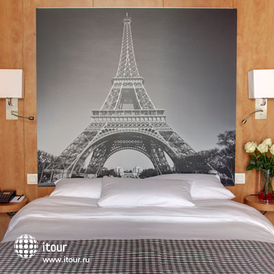 Mercure Paris Ronceray Opera 6