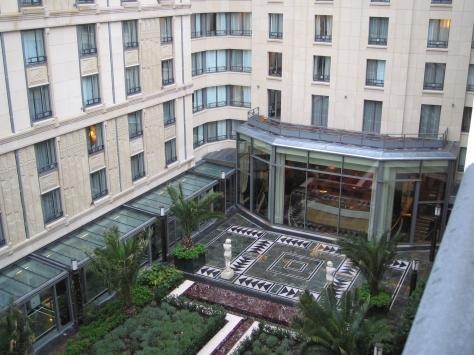 Hilton Arc De Triomphe Paris Hotel 3