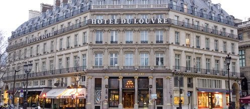 Louvre Hotel 19