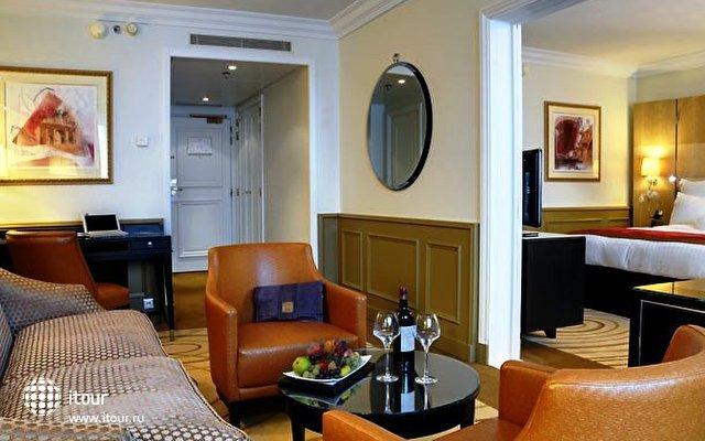 Marriott Hotel Champs-elysees 4