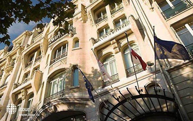Marriott Hotel Champs-elysees 1