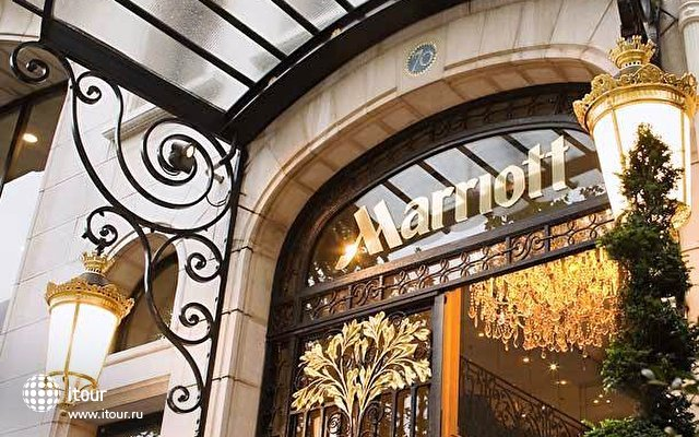 Marriott Hotel Champs-elysees 9