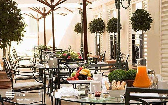Marriott Hotel Champs-elysees 10
