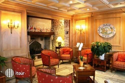 Hotel De La Paix Paris 5