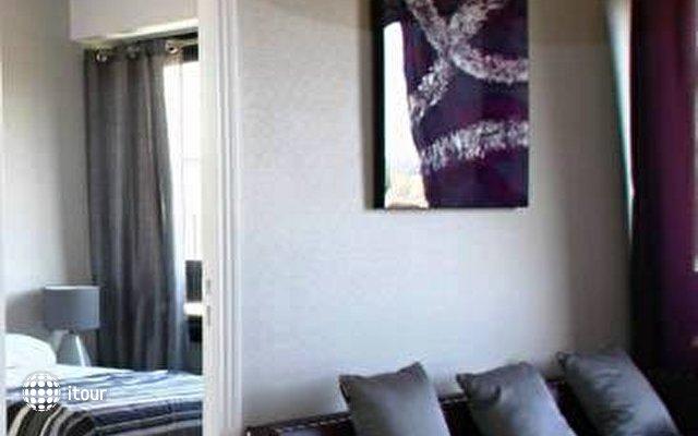 Hotel De La Paix Paris 9
