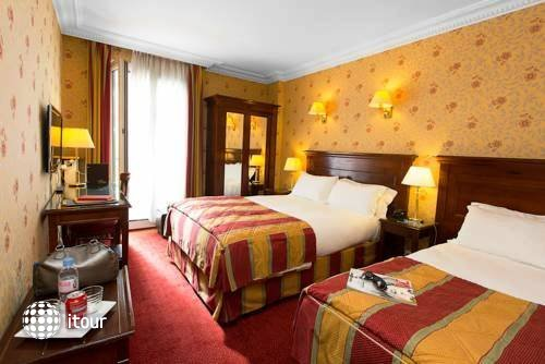 Hotel De La Paix Paris 1