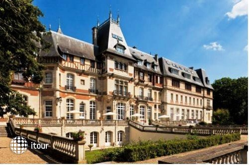 Chateau De Montvillargenne 1