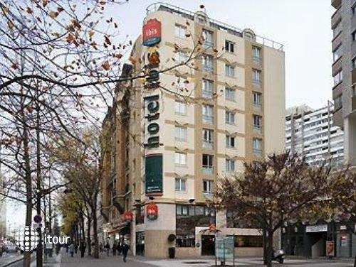 Ibis Paris Place D'italie 13eme 1