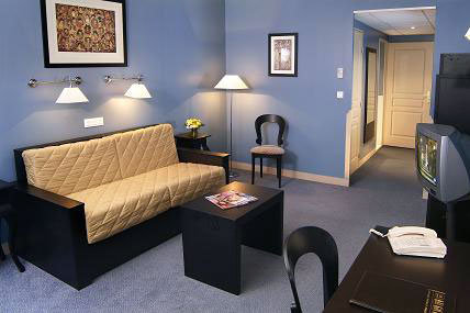 My Suite Inn Residence Maisons-laffitte 2