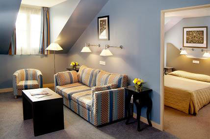 My Suite Inn Residence Maisons-laffitte 6