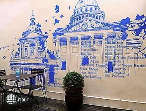 Mercure Paris La Sorbonne 8