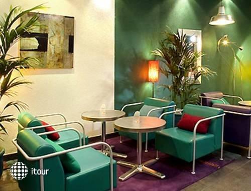 Suite Novotel Paris Porte De La Chapelle Hotel 5