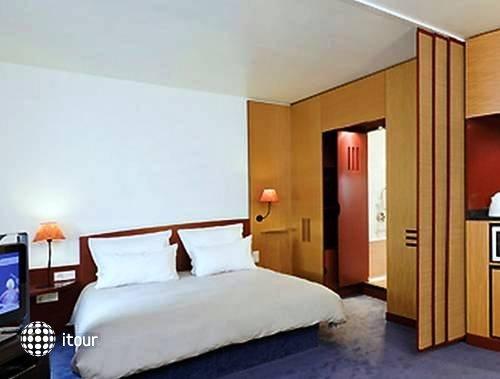 Suite Novotel Paris Porte De La Chapelle Hotel 3