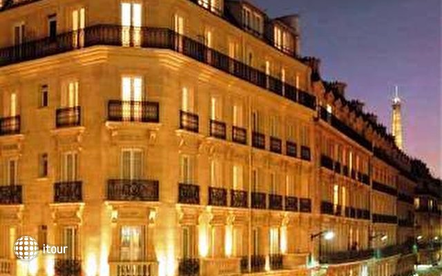 Claridge Paris 3