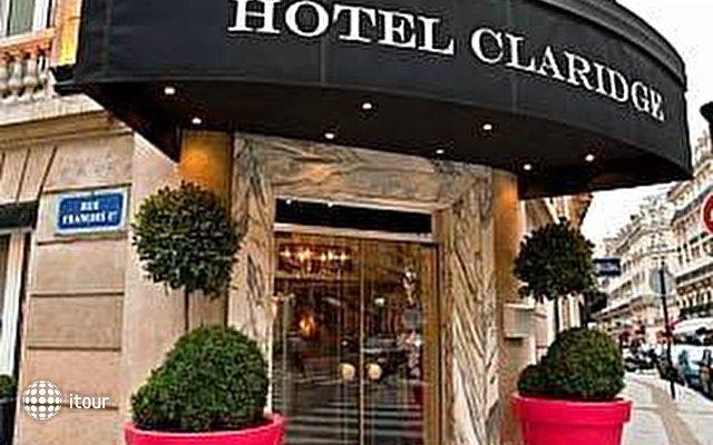 Claridge Paris 2