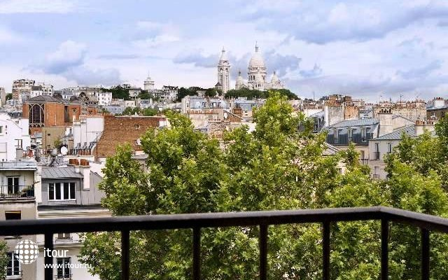 Timhotel Saint Georges Pigalle 8