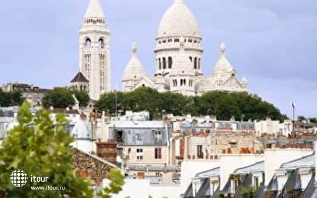 Timhotel Saint Georges Pigalle 9