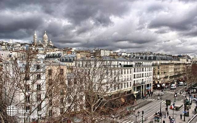 Timhotel Saint Georges Pigalle 1