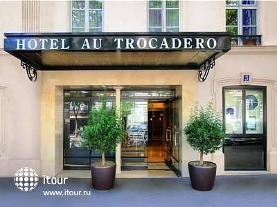 Best Western Au Trocadero 5