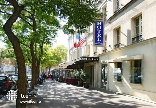 Best Western Au Trocadero 1