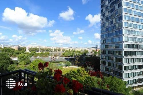 Mercure Paris Plaza Pont Mirabeau 1