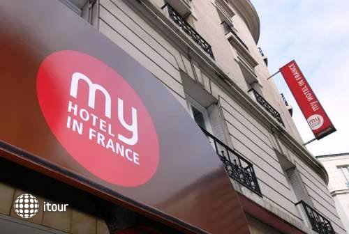 My Hotel In France Levallois 1
