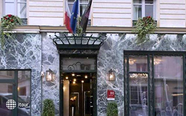 Grand Hotel St Michel 1