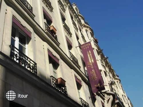 Villa Margaux Opera Montmartre 1