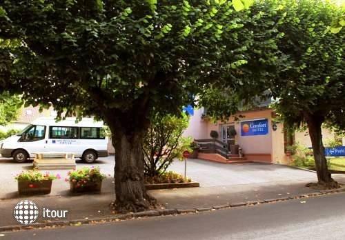 Comfort Hotel Orly Draveil 2