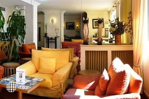 Best Western Hotel Eiffel Cambronne 8