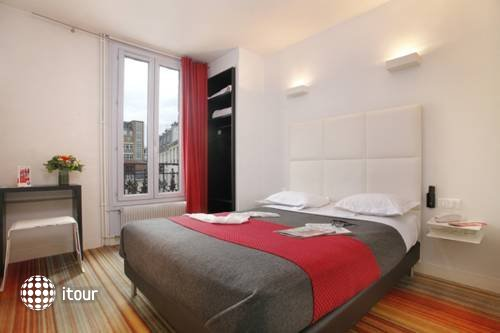 Inter-hotel Lecourbe 7