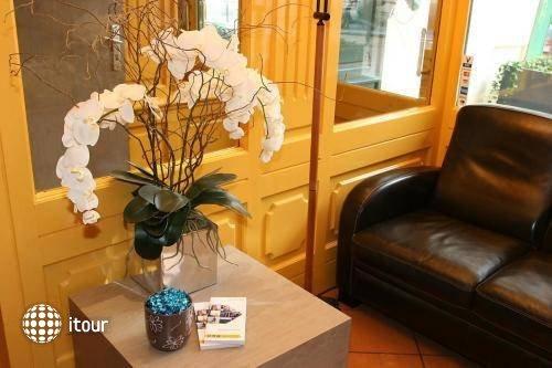 Comfort Hotel Mouffetard 4
