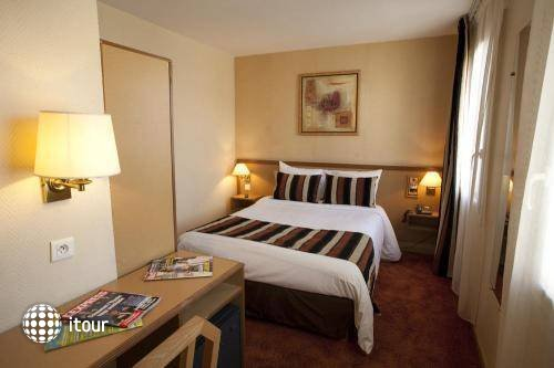 Comfort Hotel Mouffetard 3