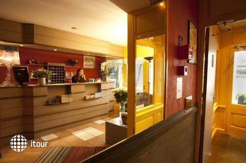 Comfort Hotel Mouffetard 5