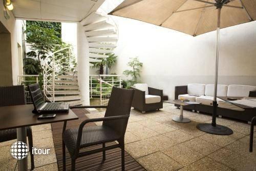 Comfort Hotel Mouffetard 6