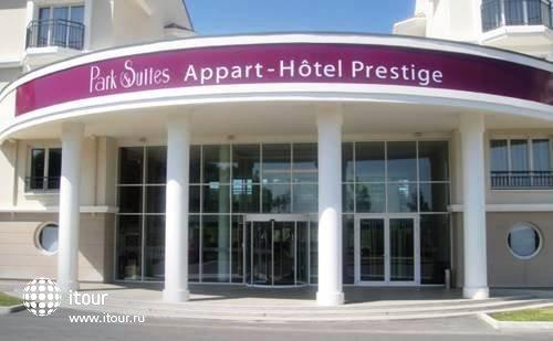 Park & Suites Prestige Val D'europe 1