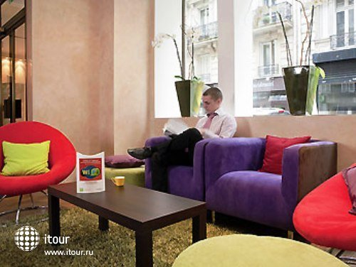 Ibis Styles Paris Lafayette Opera (ex. All Seasons) 2