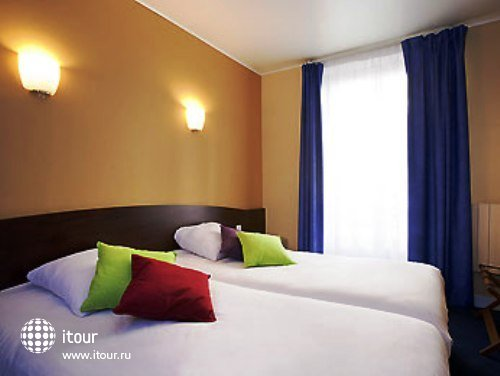 Ibis Styles Paris Lafayette Opera (ex. All Seasons) 6